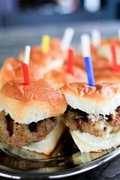 minis turkey burgers! http://msbelly.com/mini-greek-turkey-burgers ...