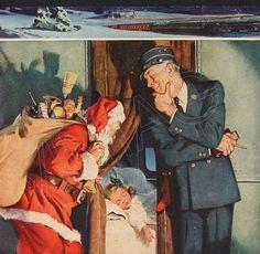 1940s Vintage Christmas