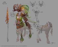 Misadventures of hclark70 : official-alan-dabiri:   Blizzard Official Art by...