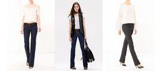 Il grande ritorno dei jeans a zampa http://magazine.ovs.it/style/style-notes/-i-jeans-a-zampa-delefante/