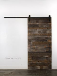 <p>The amazing thing about reclaimed wood, faux or not, is just how versatile it is. A perfect compliment to any rustic home, or a dramatic contrast to your simple or modern pallet.</p>