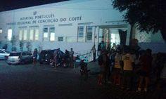 NONATO NOTÍCIAS: Jovem é morto a tiros em Conceição do Coité