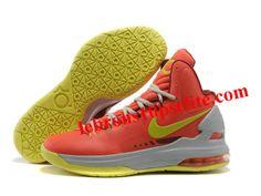 hot sale online 1cedd 4b6de Nike Zoom KD V Shoes Orange Red Yellow Lebron 11, Nike Lebron,