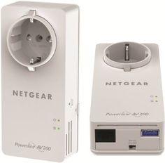 Netgear Powerline Musik Stream Box Bundle für 30€ - Netzwerk aus der Steckdose mit Airplay-Funktion *UPDATE* - myDealZ.de