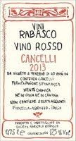 Tasting Notes: Vini Rabasco 'Cancelli' Rosso, Abruzzo, Italy rose'