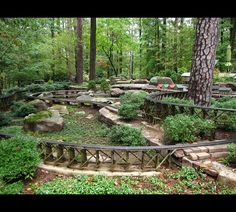 garden railroads layouts | Sugg Model Train Garden / G-scale | Flickr - Photo Sharing!