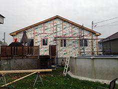 Revêtement Extérieur Québec- Rénovation/ Renovation