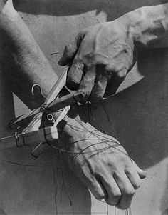 "Tina Modotti - ""Hands of the Puppeteer"", 1929. °"