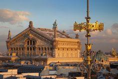 palais garnier   Palais Garnier Photograph - Palais Garnier Fine Art Print