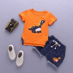 Baby Outfits, Boys Summer Outfits, Summer Boy, Toddler Boy Outfits, Kids Outfits, Summer Sport, Summer Chic, Summer Wear, Fashion Kids