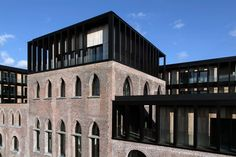 Wharehouse restoration /addition. architects Coussée & Goris | Belgium