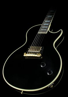 1957 Les Paul Custom Black Beauty Reissue