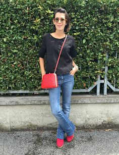 Fashion on Stage: the end of summer: outfit for unstable temperature...