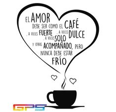 Ideas cocina y bar I Love Coffee, Coffee Art, My Coffee, Coffee Shop, Coffee Travel, Love Quotes, Inspirational Quotes, Love Phrases, Mocca
