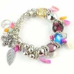 Fashion Bead Bracelet, Charm Purple Butterfly Pendant Bracelets Jewelery , Br-1110 Jewellerygets Bracelets. $4.37. hot sell in USA. beaded bracelets. ccb beaded bracelets. nickel free bracelets. butterfly pendant charms braclets