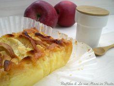 """Il plumcake di mele cremoso è un dolce di una bontà indicibile, uno dei classici dolci della """"nonna"""", preparati con pochi e semplici ingredienti."""