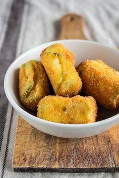 Crocchette di zucchine