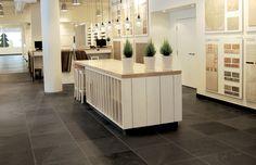 Ceragres Commercial tile - Ardoise du Bresil line