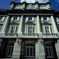 Foto Fachada del Palacio de Liria de Madrid