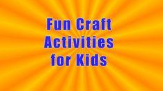 Fun Crafts for Kids   Pom Tree   Stuck on Fun   MomMomOnTheGo
