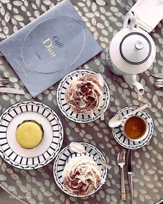 """324 Likes, 11 Comments - Leanne  (@loveforskincare) on Instagram: """"Tea time at Cafe Pierre Herme, House of Dior ☕️ . . #teatime #cafepierreherme #houseofdior #Seoul…"""""""