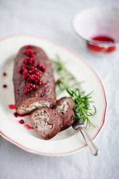Lihanmureke juhlaan – katso ohje!   Meillä kotona Steak, Food And Drink, Beef, Meat, Steaks