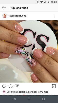 Hello Nails, Semi Permanente, Nail Designs, Nail Art, Makeup, Beauty, Ideas, Perfect Nails, Decorations