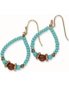 copper-tone-aqua-and-brown-beads-teardrop-dangle-earrings-3-0-grams-womens (320×400)