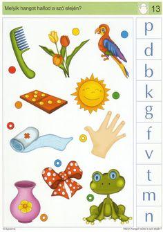 LOGICO Melyik hangot hallod a szó elején - Katus Csepeli - Picasa Webalbumok School Hacks, Phonics, Playroom, Alphabet, Preschool, Lily, Clip Art, Kids Rugs, Teaching