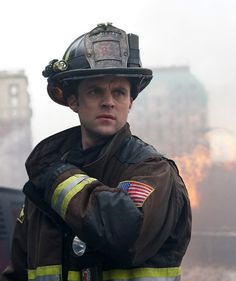 CHICAGO FIRE: A concerned Casey | Shared by LION