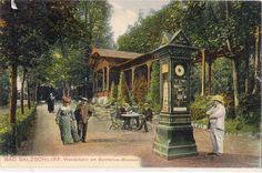 Im Kurpark 1906