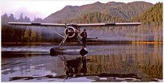 Ketchikan Alaska Floatplane Tours and Charters Beaver Shot, Alaska Tours, Bush Pilot, Bush Plane, Ketchikan Alaska, Float Plane, Beavers, Mirror Image, Greece Travel
