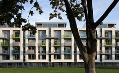 Arundel Square / Pollard Thomas Edwards Architects | ArchDaily