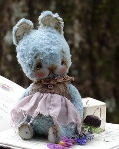 """586 отметок «Нравится», 11 комментариев — Teddy Bear Artist (@svetlanabordner) в Instagram: «Моя нежнулечка... Моя """"рыбачка"""" как я называю ее (именно в таком произношении ☺️). Малышка…»"""