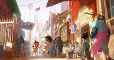 Base FX Enters Risky Chinese Animated Feature Arena with 'Wish Dragon'   Animation World Network