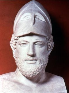 Perikles leads Athens through the Golden Age (460-429 BCE) of the Classical Age.