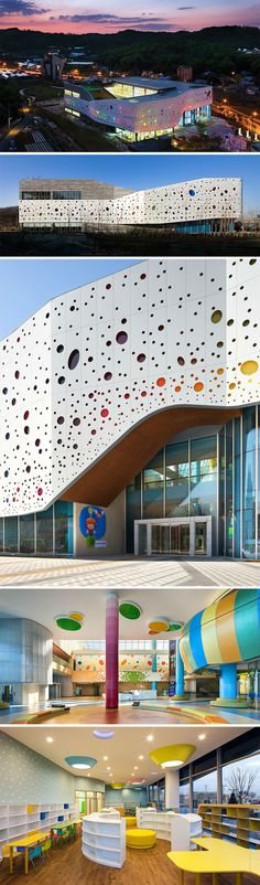 Incheon Children's Science Museum | HAEAHN Architecture + Yooshin Architects & Engineers + Seongwoo Engineering & Architects