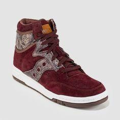 "Packer Shoes x Saucony Hangtime Hi ""Brown Snake"""