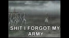 "I always thought this when watching these scenes, ""Like, where the hell's Iggy's army?!"""