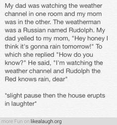 Holiday Dad Jokes