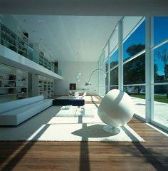 Library design by Marcio Kogan