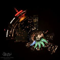 The night planet Vancouver, Planets, Fair Grounds, Journey, Night, City, Artist, Fun, Photography