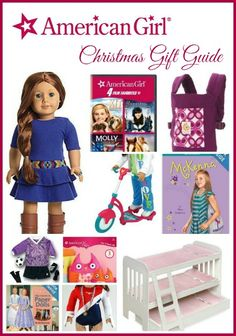 Best gifts for the American Girl fan | Christmas Gift Guide