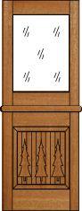 DW111 - YesterYear's Vintage Doors