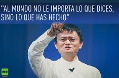 Las reglas de vida por las que se rige el fundador de la compañía que es más exitosa que Facebook: Jack Ma