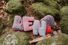 Buchstabenkissen, so individuell wie du selbst !