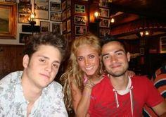 Christopher, Anahi y Poncho #RBD