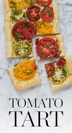 Forget about dessert. Savory tarts are our new obsession. — via @PureWow