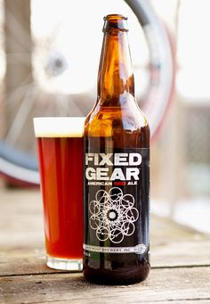 Lakefront Brewery - Fixed Gear American Red Ale