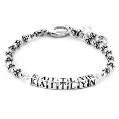 0c0f6a689 12 Delightful Elisa Ilana images | Mothers bracelet, Baby bracelet ...
